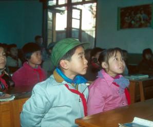 China, achtziger Jahre: Gesellschaft im Wandel