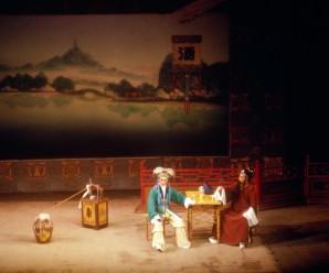 China, achtziger Jahre: Die Nanking-Oper