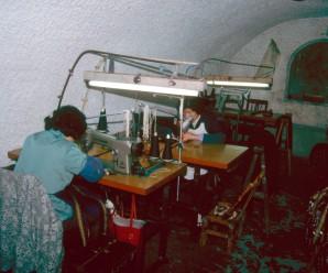 China, achtziger Jahre: In den Kellern von Shanghai