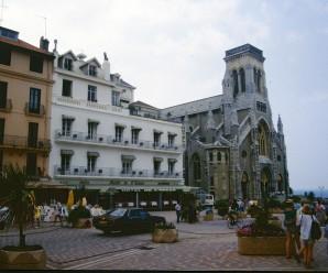Biarritz: Vom Glanz vergangener Tage