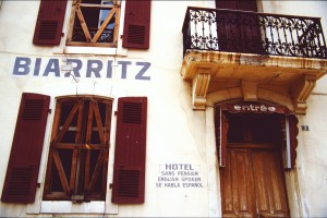 Biarritz. Foto: Ulrich Horb