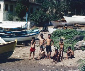 Antalya – eine türkische Stadt und der Tourismus 1982