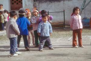Kindergruppe. Foto: Ulrich Horb