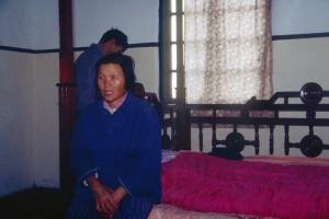 Vokskommune Ma Qiao: Blick in Wohnraum. Foto: Ulrich Horb