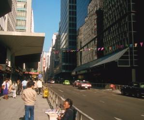 Hongkong, 80er Jahre: Chinas Tor zu neuen Märkten