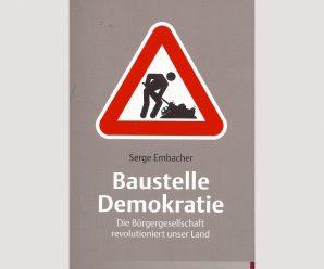"""Arbeitseinsatz auf der """"Baustelle Demokratie"""" (2012)"""