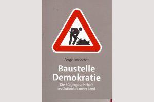 """Cover """"Baustelle Demokratie"""""""