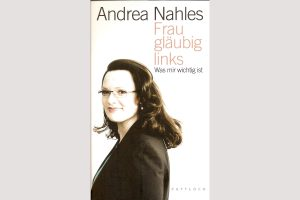 "Cover ""Frau links gläubig"""