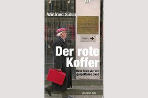 """Cover """"Der rote Koffer"""" von Winfried Sühlo"""