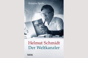 "Cover ""Helmut Schmidt - Der Weltkanzler"""