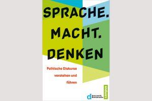 """Cover """"Sprache. Macht. Denken"""""""