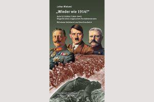 """Cover """"Wieder wie 1914"""""""