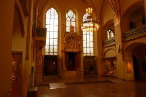 Maisel-Synagoge. Foto: Ulrich Horb