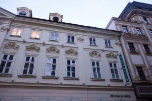 Mucha-Museum. Foto: Ulrich Horb