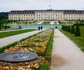 Barocke Pracht: Ludwigsburg feiert Jubiläum