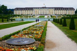 Ludwigsburger Schlossgarten. Foto: Ulrich Horb