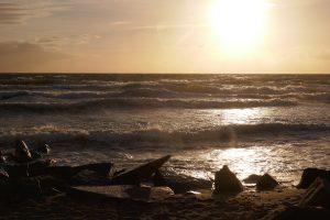 Strand von Hiddensee. Foto: Ulrich Horb