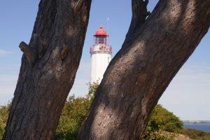 Leuchtturm von Hiddensee. Foto: Ulrich Horb