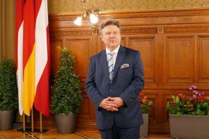 Wien Bürgermeister Michael Ludwig. Foto: Ulrich Horb
