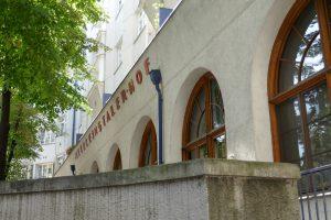 Metzleinstaler-Hof im Bezirk Margareten. Foto: Ulrich Horb