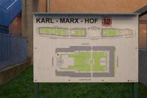 Karl-Marx-Hof in Wien. Foto: Ulrich Horb